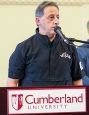 Cumberland athletics director Ron Pavan announced Monday a plan to give the school's spring sports senior athletes their final year of eligibility.