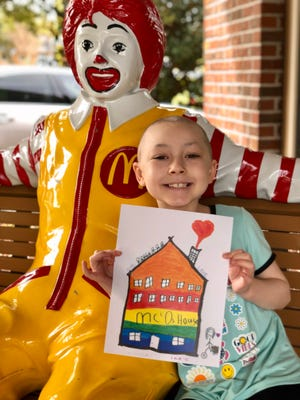 Ronald McDonald House kicks off their largest fundraiser of the year, Casual for Kids.