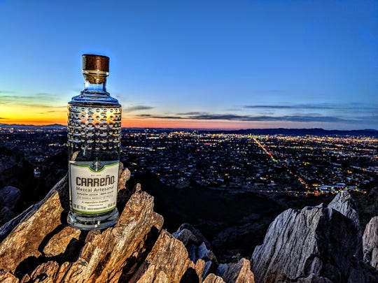 Mezcal Carreno entered five varieties of mezcal in the 2020 competition and all five won silver medals or higher.