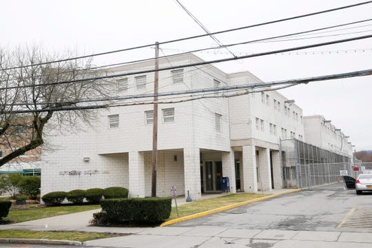 The Dutchess County Jail in the City of Poughkeepsie on March 30, 2020.