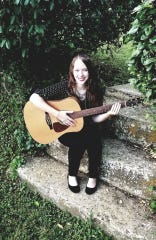 Board certified music therapist Emily McKinney
