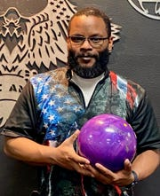 Mo Davis rolled his first 300 of the season at Sunset Lanes last week.