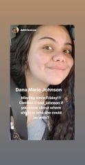 Dana Johnson's last known locationMarch 27, 2020 was near the 300th block of 8th Avenue Southwest in Vero Beach, according to announcement posted March 30th, 2020 by the Indian River County Sheriff's Office.