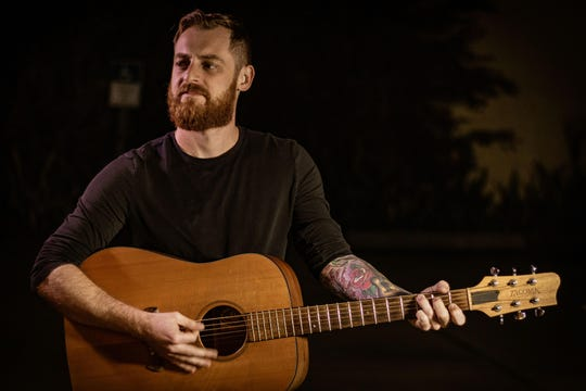 Zack Jones, of Port St. Lucie, has been performing on the Treasure Coast as a solo artist and as a member of Gravel Kings for about six years.