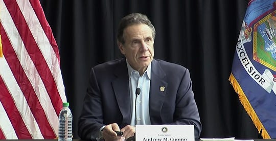 New York Gov. Andrew Cuomo's daily coronavirus briefings have garnered him the biggest audience of his career.