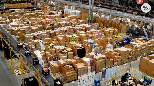 Work strikes at Amazon, Instacart and Whole Foods show essential workers' safety concerns