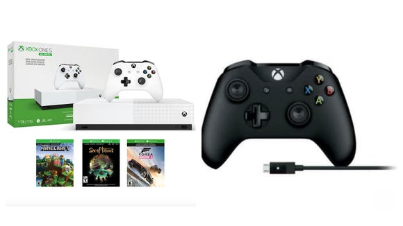 This Xbox One S 1TB All-Digital Bundle deal is too good to pass up
