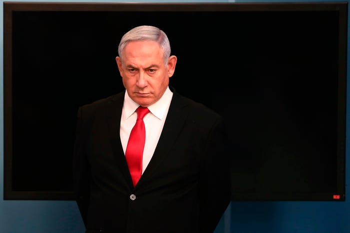 Israel Prime Minister Benjamin Netanyahu self-quarantines after aide tests positive for COVID-19