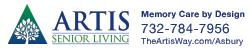 Artis Senior Living Logo