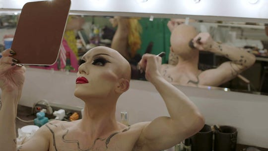 "Sasha Velour's ""NightGowns"" will premiere on streaming service Quibi on April 6."