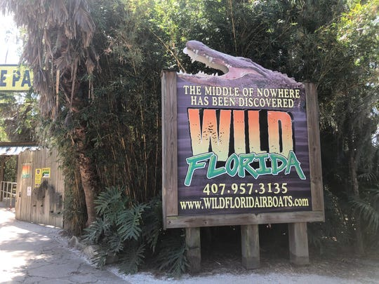 Wild Florida, located in Kenansville, is still open to guests and offers a drive-thru safari with dozens of animals.