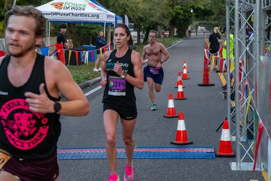 Triathlete and physical therapist Kaitlin Donner  has won numerous races in Brevard County, even setting the course record in the Eye of the Dragon 10K.