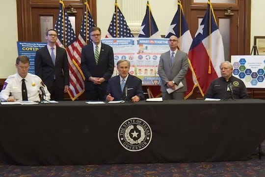 The Chairman for the Texas Governor Greg Abbott's Strike Force to Open Texas, James Huffines, released a statement Tuesday morning about the next steps for Texans to slow and eventually end the spread of COVID-19 in the state.