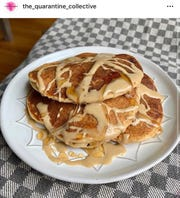 Pancakes made by Lish Steiling.