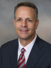 Andrew Perry, CEO of McFarland Clinic in Ames, Iowa