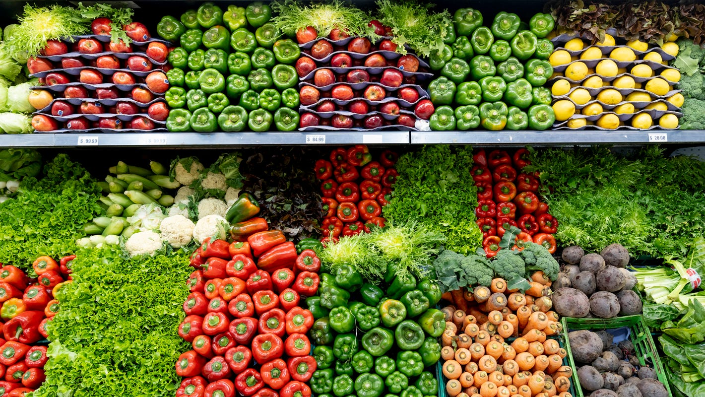 Environmental group adds 3 vegetables to its annual Dirty Dozen list