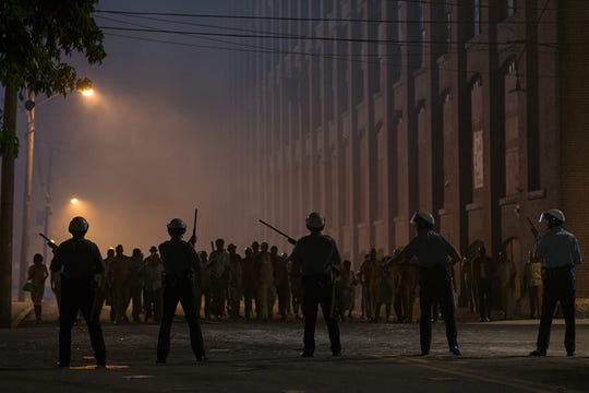 """A scene from """"Detroit."""""""