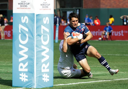 USA Rugby hosted the World Rugby Sevens Series  in 2018.