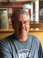 Geoffrey Rauch, owner of Potbelly Deli in Clemson, had to close his restaurant until further notice due to the financial strain brought on by the coronavirus. Across the small college town, businesses are adjusting to a new normal as dining rooms shutter and Clemson students leave town amidst the university's partial closure.