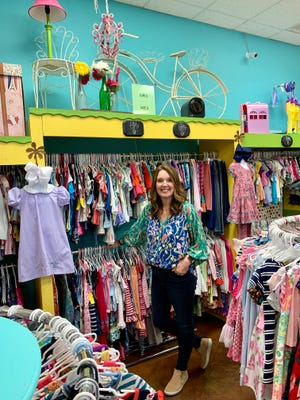 Mary Anna Wachtel owns Leap Frog Consignment & More in Madison, which was named earlier this year the Small Business of the Year by Madison The City Chamber of Commerce.