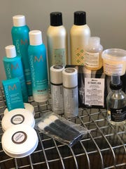 Alternative Hair Salon is providing a drive thru with hair color kits to keep quarantine hair under control.