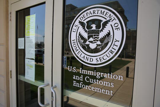 Louisville's U.S. Immigration and Customs Enforcement Office closed because of Coronavirus.