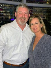 Mike and Lisa Hoffer