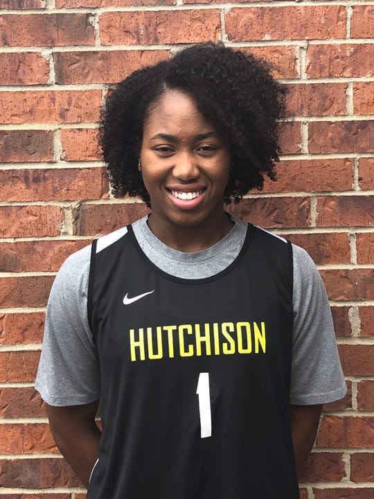 Carmyn Harrison is a junior at Hutchison