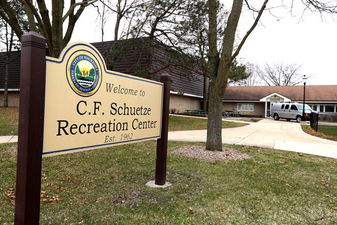 The Schuetze Recreation Center, 1120 Baxter St., will be the only site in the City of Waukesha to offer in-person voting on Election Day on April 7, 2020. The city is reducing the number of polling places from the usual 13 sites to reduce the spread of the coronavirus and because of a lack of poll workers.