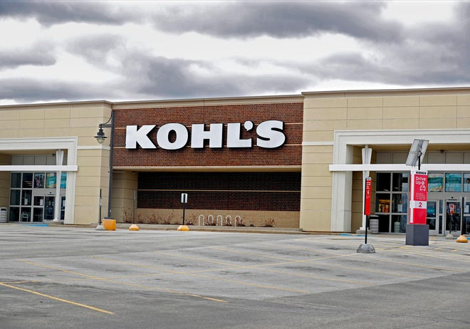 Things are quiet at the Kohl's Store in Brookfield, Monday, as Kohl's Corp. said Monday that it will extend store closures until further notice and, as a result, will furlough many store associates, distribution center workers and corporate staff whose duties are tied to store operations.