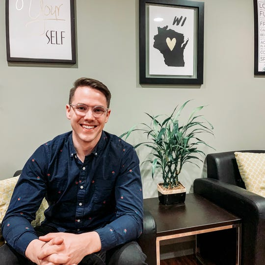 Mike Merkt, owner of the Specific Chiropractic Centers in Hartland, has started tabs at area restaurants and shops so people can get their meals for free.