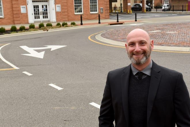 James Golden is the CEO of Pavement Management Group in Heath.