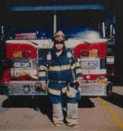 Passaic FIrefighter Israel Tolentino, 33, died early Tuesday morning of complications involving COVID-19.