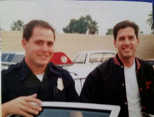 Phoenix Police Department Cmdr. Greg Carnicle was a 31-year police veteran.