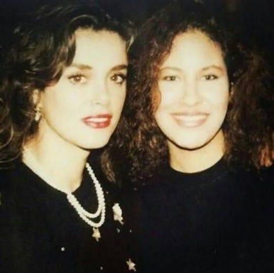 Lucía recibió siempre el cariño de Selena.