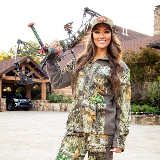 Mercersburg's Brooke Winters will make her debut on the Outdoor Channel's For Love or Likes hunting competition show on Thursday, April 2.
