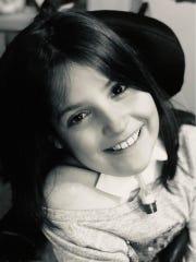 Giana Bisnett of Greece