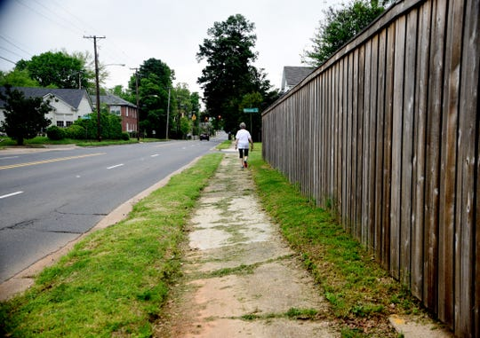 City officials stress the importance of social distancing.