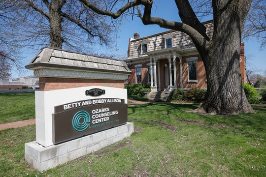 he Betty and Bobby Allison Ozarks Counseling Center at 614 South Ave. remains open and is shifting its focus toward video conferencing.
