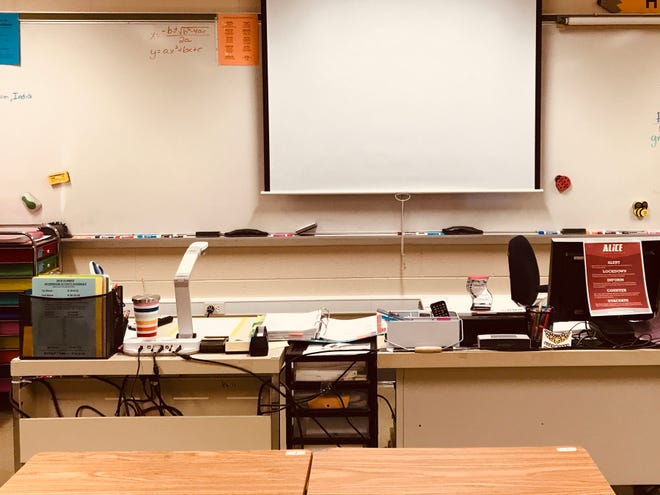 Despite empty classrooms, Augusta County teachers will be providing continuity of education information to students soon.