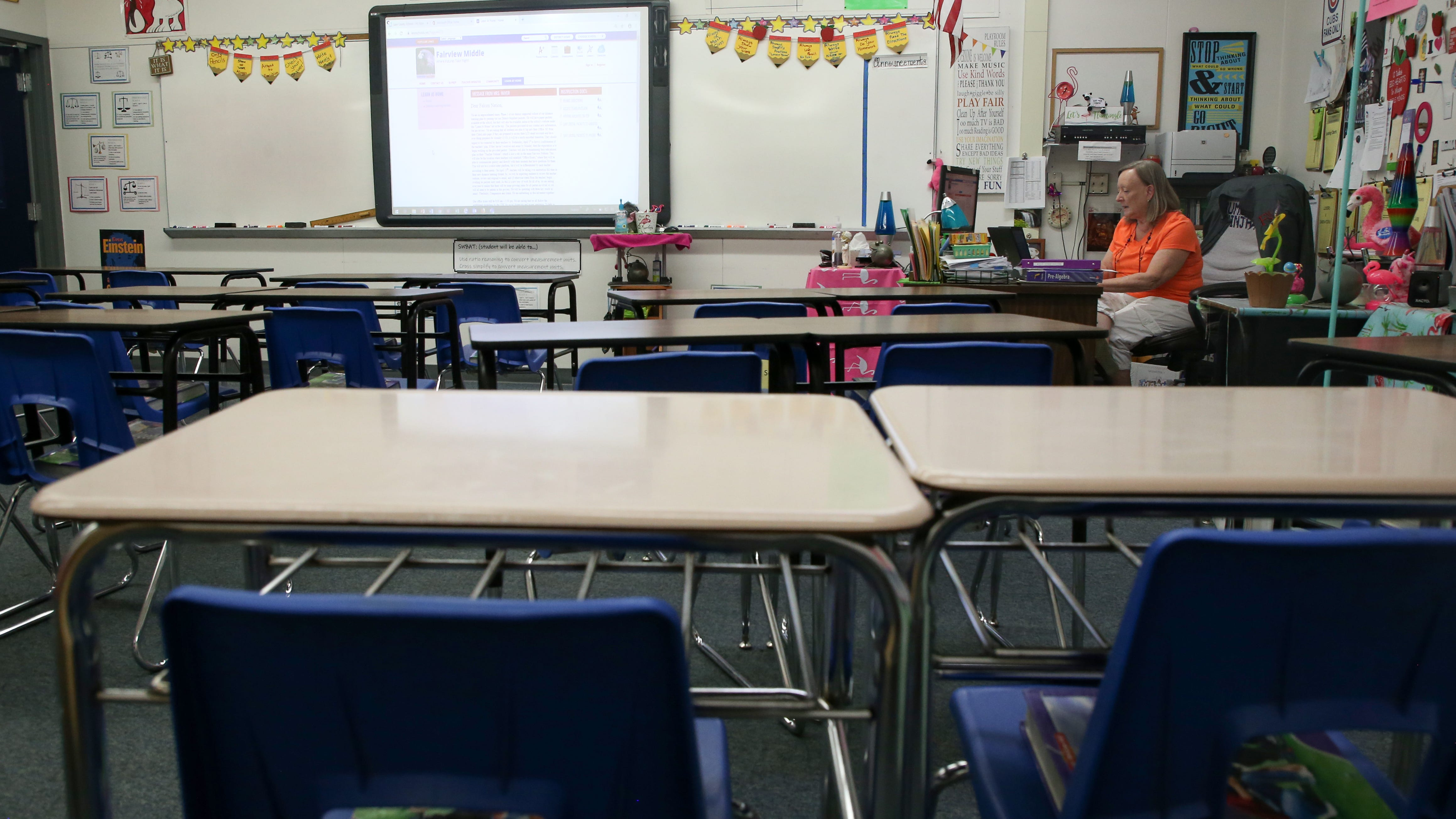 Leon Schools 'full steam ahead' following state's reopenings order