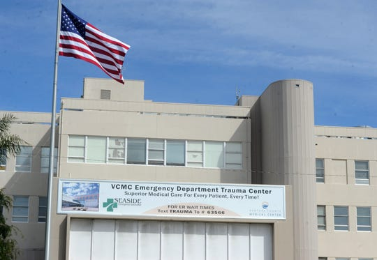 Ventura County Medical Center in Ventura and other hospitals are gearing up for an expected surge in COVID-19 patients.