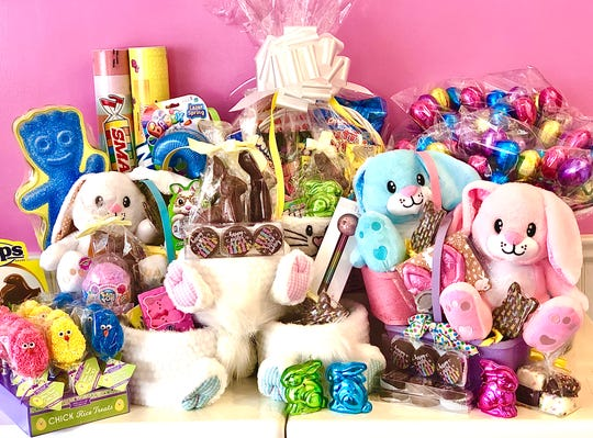 An array of Easter offerings found at Sugar Hi in Armonk.