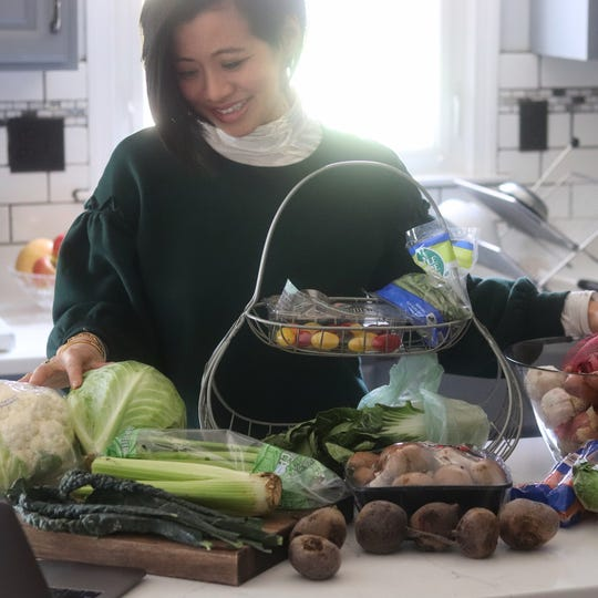 Food Network start and Pleasantville native Jess Tom shares food tips during the coronavirus.