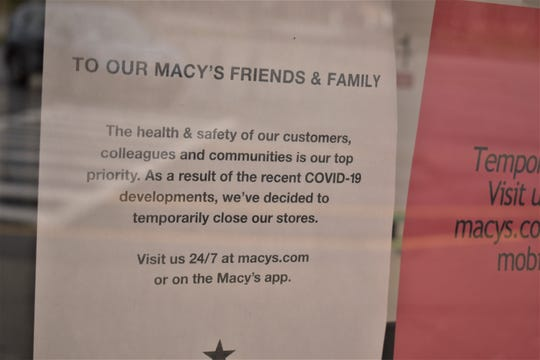 Macy's at the Jefferson Valley Mall is closed, with more than 130,000 Macy's employees nationwide no longer working.