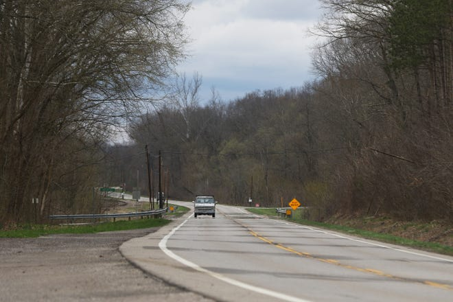 The Ohio Department of Transportation plans to pave Ohio 16 from the Muskingum County line to its junction with US 36 in 2022.