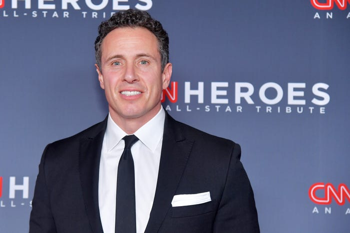 Chris Cuomo teases brother Andrew Cuomo about nose swab during his COVID-19 test