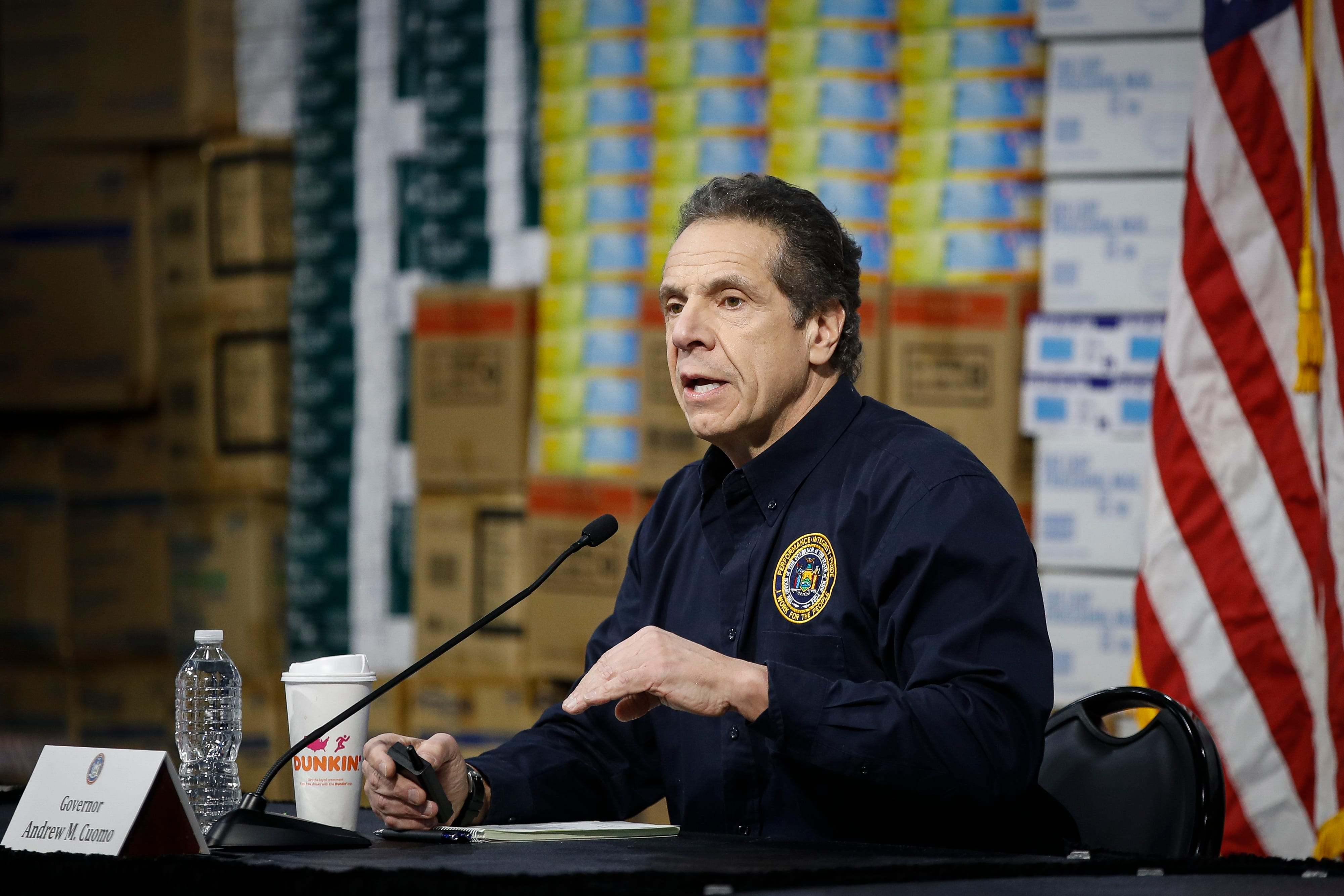 Coronavirus live updates: Gov. Cuomo tested for coronavirus during press conference; White House aide says CDC  let the country down ;