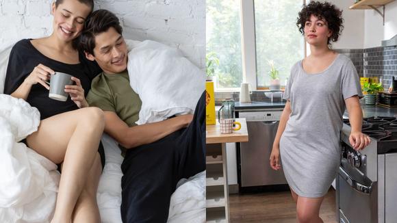 Comfy clothes are everyone's WFH uniform.