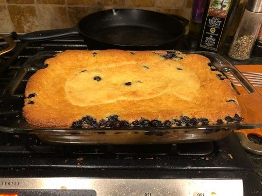 In Jennifer Segal's Ocean Township home, comfort food comes in the form of blueberry cobbler baked by her 11-year-old son, Simon.